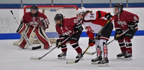 Women's hockey looking to get back on track