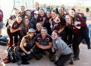 Saints softball off to stellar start