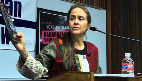 An old favorite: Naomi Shihab Nye wraps up Contemporary Writers Series Season