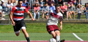 Men's soccer strong to start season