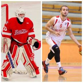 New athlete profile: Roman Malkov and ZezvaLiluashvili