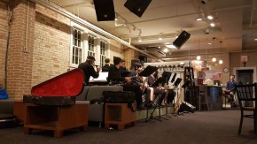 Jazz is alive at AquinasCollege