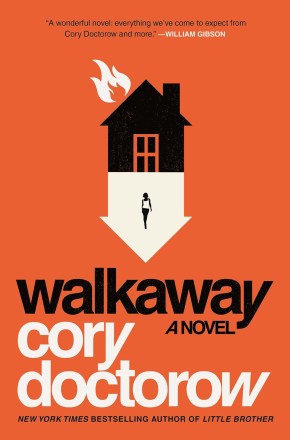 "Cory Doctorow's ""Walkaway"" does not disappoint"