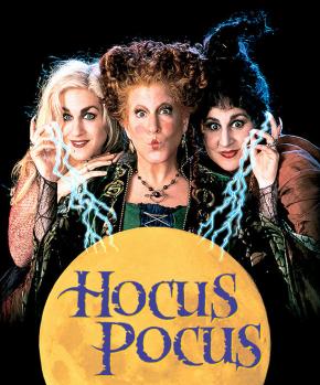 Hocus Pocus: It'll put a spell onyou