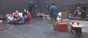 "Pachyderm alert: AQ Theatre to present ""Rhinoceros"""