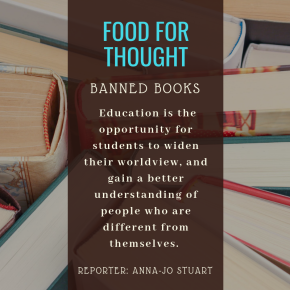 To Read or Not To Read: Banned Books