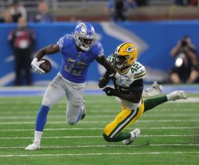Lions Sneak Past the Packers 31-23 in NFC NorthClash