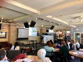 HerStory Speaker Series features Sister MaureenGeary