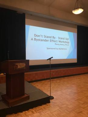 AQ Believe programming focuses on education,awareness