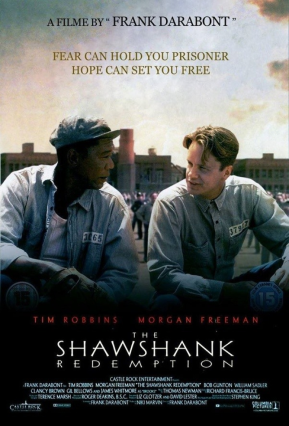 """Throwback Tuesday: """"The Shawshank Redemption"""""""