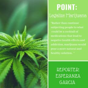 Point: Legalize Marijuana