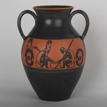 An example of Greek-inspired art